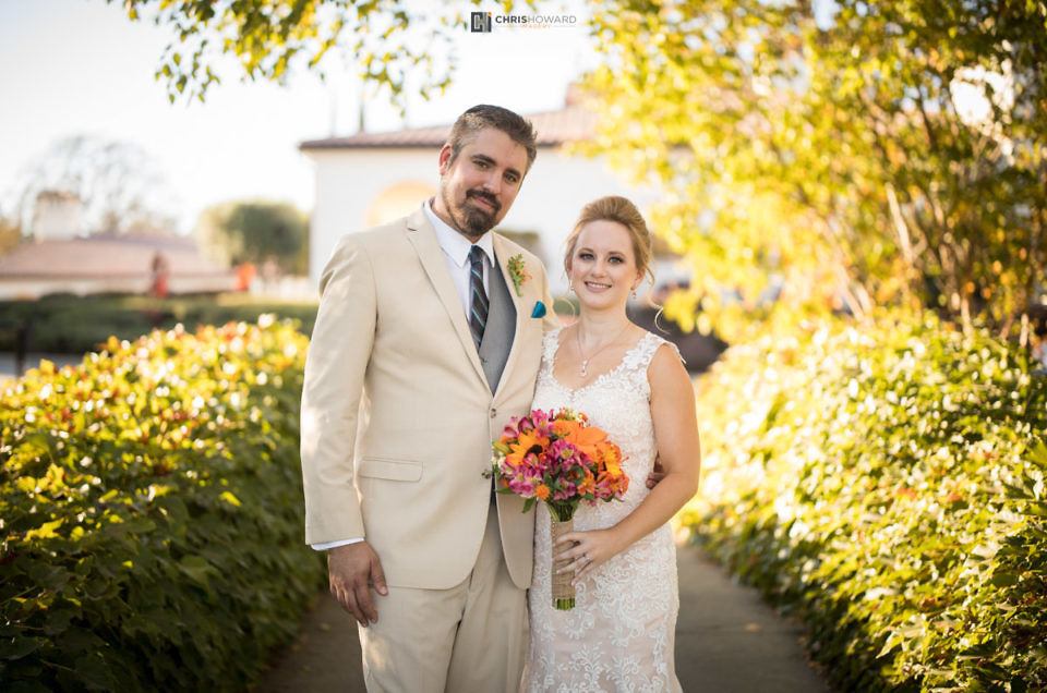 Kristin and Mike ~ Catta Verdera Country Club Wedding