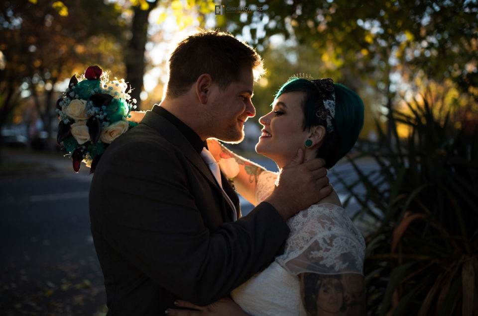 Trish and Josh ~ Sterling Hotel Wedding Sacramento