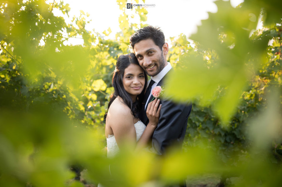 Ayesha and Michael ~ Napa Wedding